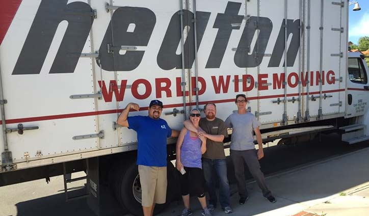 San Clemente International Movers