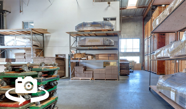 Coast Valley Moving & Storage Virtual Tour